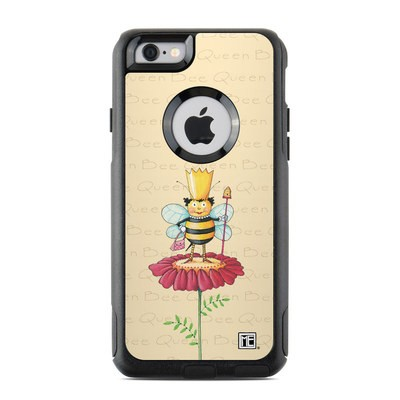 OtterBox Commuter iPhone 6 Case Skin - Queen Bee