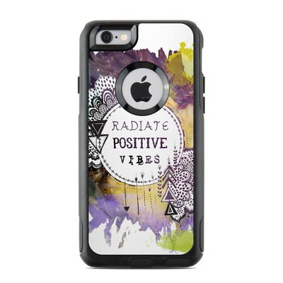 OtterBox Commuter iPhone 6 Case Skin - Radiate