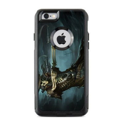 OtterBox Commuter iPhone 6 Case Skin - Reaper Gunslinger