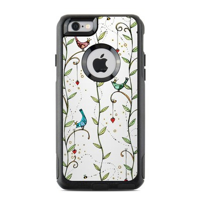 OtterBox Commuter iPhone 6 Case Skin - Royal Birds