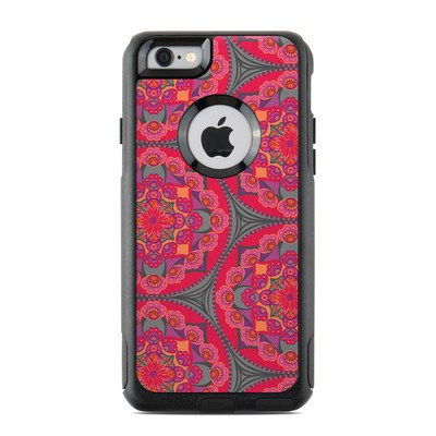 OtterBox Commuter iPhone 6 Case Skin - Ruby Salon