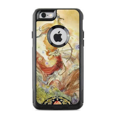 OtterBox Commuter iPhone 6 Case Skin - Sagittarius