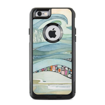OtterBox Commuter iPhone 6 Case Skin - Sea of Love