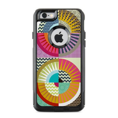 OtterBox Commuter iPhone 6 Case Skin - Seaview Beauty