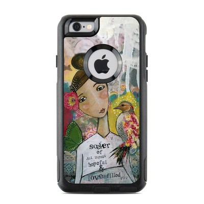 OtterBox Commuter iPhone 6 Case Skin - Seeker of Hope