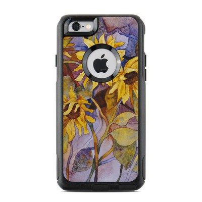 OtterBox Commuter iPhone 6 Case Skin - Sunflower