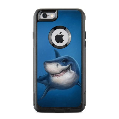 OtterBox Commuter iPhone 6 Case Skin - Shark Totem