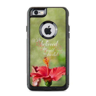 OtterBox Commuter iPhone 6 Case Skin - She Believed