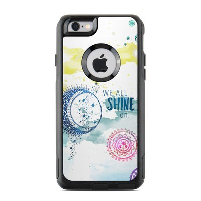 OtterBox Commuter iPhone 6 Case Skin - Shine On