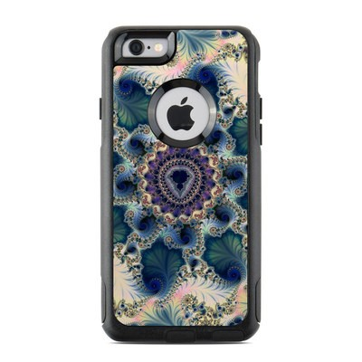 OtterBox Commuter iPhone 6 Case Skin - Sea Horse