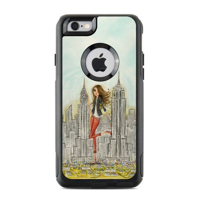 OtterBox Commuter iPhone 6 Case Skin - The Sights New York