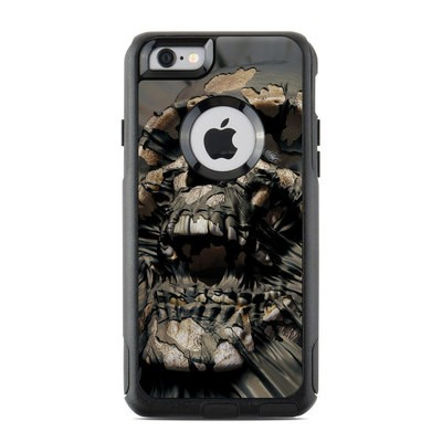 OtterBox Commuter iPhone 6 Case Skin - Skull Wrap