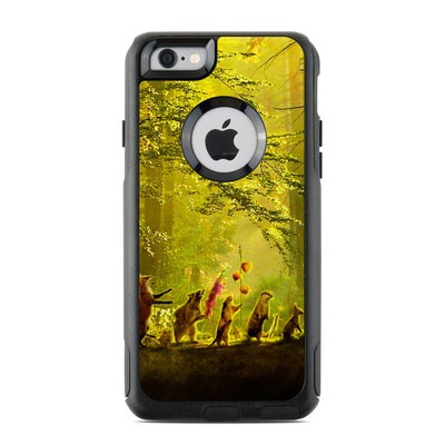 OtterBox Commuter iPhone 6 Case Skin - Secret Parade