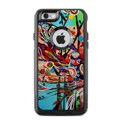 OtterBox Commuter iPhone 6 Case Skin - Spring Birds
