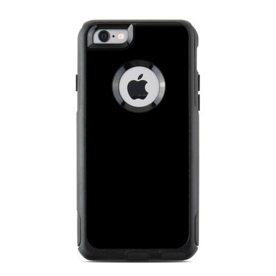 OtterBox Commuter iPhone 6 Case Skin - Solid State Black
