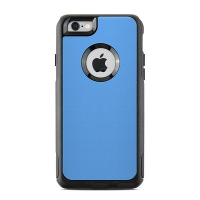 OtterBox Commuter iPhone 6 Case Skin - Solid State Blue
