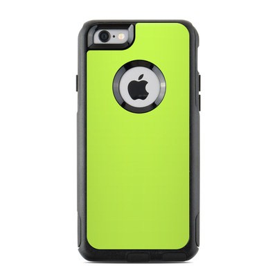 OtterBox Commuter iPhone 6 Case Skin - Solid State Lime