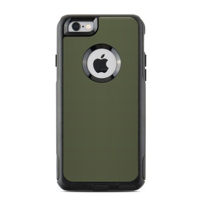 OtterBox Commuter iPhone 6 Case Skin - Solid State Olive Drab