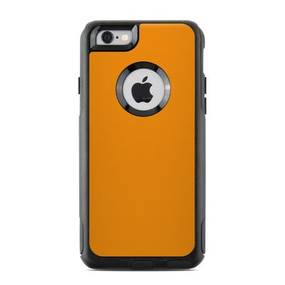 OtterBox Commuter iPhone 6 Case Skin - Solid State Orange