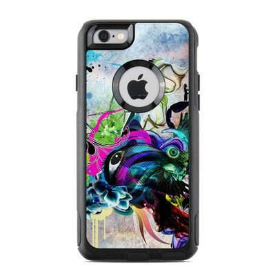 OtterBox Commuter iPhone 6 Case Skin - Streaming Eye