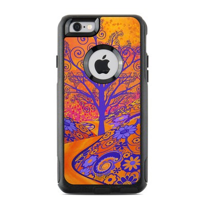 OtterBox Commuter iPhone 6 Case Skin - Sunset Park