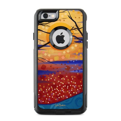 OtterBox Commuter iPhone 6 Case Skin - Sunset Moon
