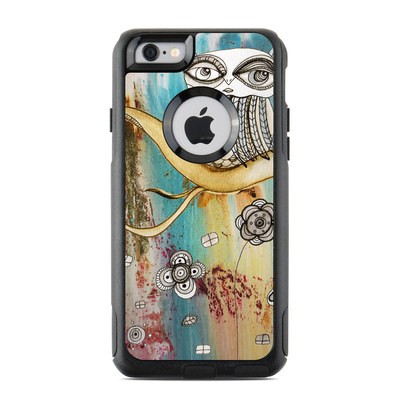 OtterBox Commuter iPhone 6 Case Skin - Surreal Owl