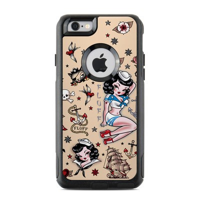 OtterBox Commuter iPhone 6 Case Skin - Suzy Sailor
