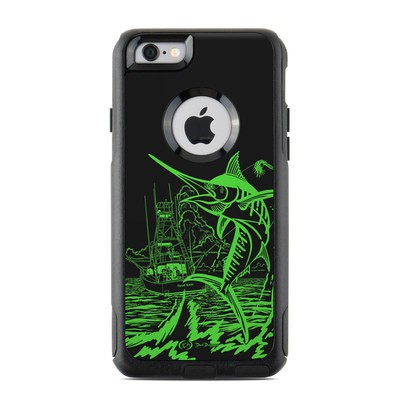 OtterBox Commuter iPhone 6 Case Skin - Tailwalker