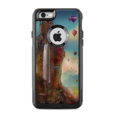 OtterBox Commuter iPhone 6 Case Skin - The Festival