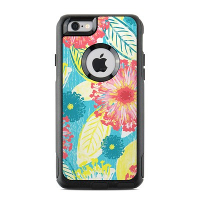 OtterBox Commuter iPhone 6 Case Skin - Tickled Peach