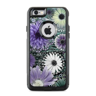 OtterBox Commuter iPhone 6 Case Skin - Tidal Bloom