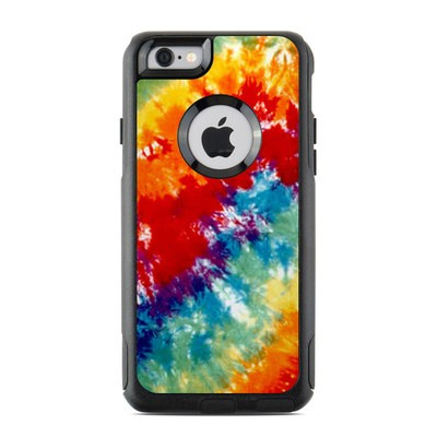 OtterBox Commuter iPhone 6 Case Skin - Tie Dyed