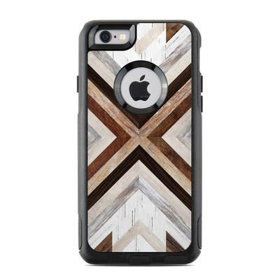 OtterBox Commuter iPhone 6 Case Skin - Timber