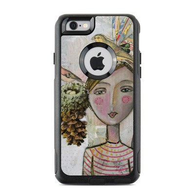OtterBox Commuter iPhone 6 Case Skin - Time To Trust