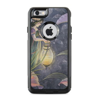 OtterBox Commuter iPhone 6 Case Skin - Twilight Lilies
