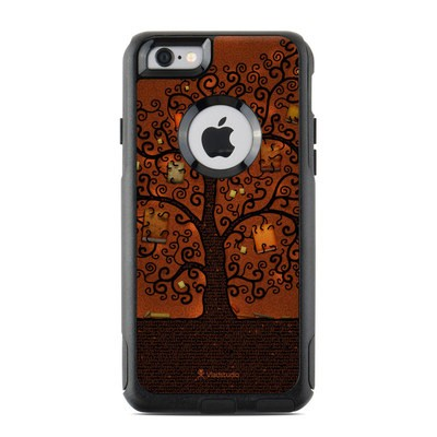OtterBox Commuter iPhone 6 Case Skin - Tree Of Books