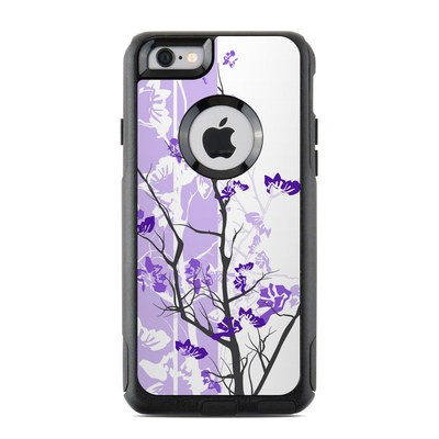 OtterBox Commuter iPhone 6 Case Skin - Violet Tranquility