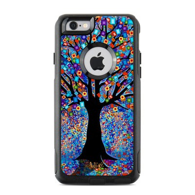 OtterBox Commuter iPhone 6 Case Skin - Tree Carnival