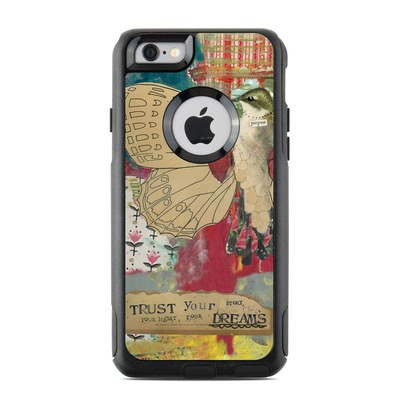 OtterBox Commuter iPhone 6 Case Skin - Trust Your Dreams