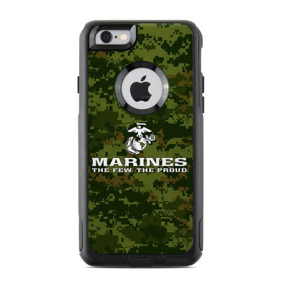 OtterBox Commuter iPhone 6 Case Skin - USMC Camo