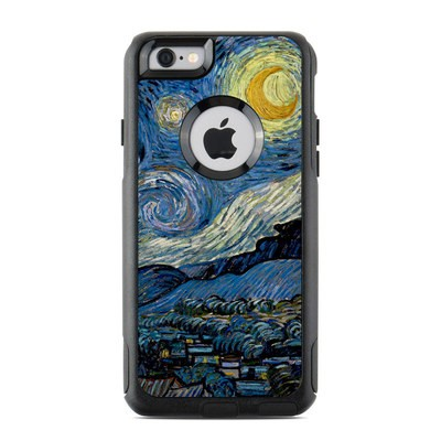 OtterBox Commuter iPhone 6 Case Skin - Starry Night