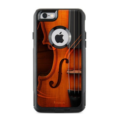 OtterBox Commuter iPhone 6 Case Skin - Violin