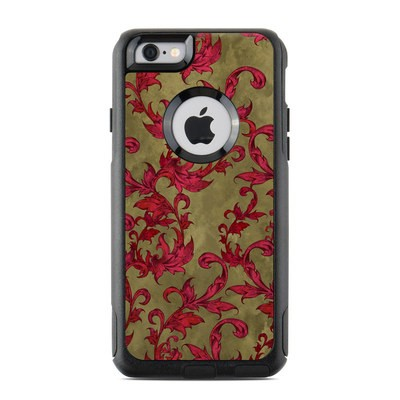 OtterBox Commuter iPhone 6 Case Skin - Vintage Scarlet