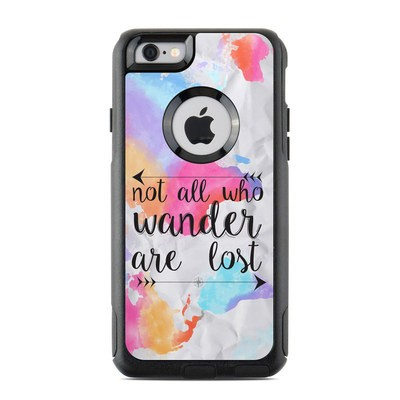 OtterBox Commuter iPhone 6 Case Skin - Wander