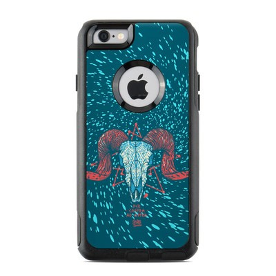 OtterBox Commuter iPhone 6 Case Skin - Warden