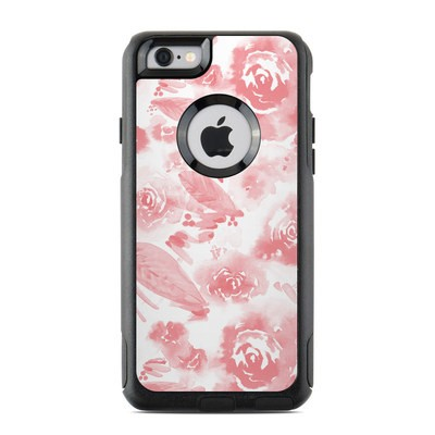 OtterBox Commuter iPhone 6 Case Skin - Washed Out Rose
