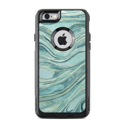 OtterBox Commuter iPhone 6 Case Skin - Waves