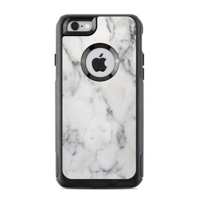 OtterBox Commuter iPhone 6 Case Skin - White Marble
