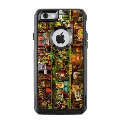 OtterBox Commuter iPhone 6 Case Skin - Wine Shelf